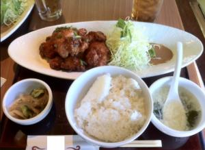 5キロダイエット食事昼食