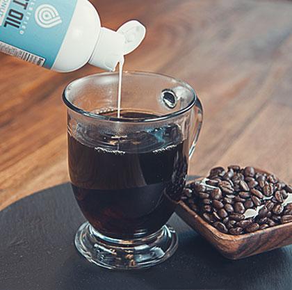 MCTオイルコーヒー